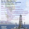JR in Taiwan 31 March 2014   Deep Sea Drilling Symposium – South China Sea and Future Opportunities