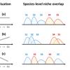 海洋所呂曉沛博士及謝志豪教授率領研究團隊,同時採用細到粗的分類單元來評估生物群聚與環境因子的關聯強度,揭示長期演化對於現生群聚結構的影響。