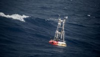 本所浮標觀颱揭海氣交互作用精細過程
