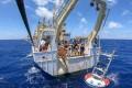 海上堵颱風-臺大海氣象觀測浮標再次出擊