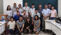本所主辦第四屆臺日秋刀魚資源評估會議