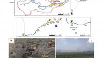 —東亞大氣污染落塵從那裡來?—<p > 本所研究顯示源頭可能來自蒙古發電廠煤灰,  處理能力不良之污水處理廠也反而是環境污染物來源</p>
