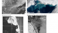 On Baroclinic Instability over Continental Shelves: Testing the Utility of Eady-Type Models. Journal of Physical Oceanography