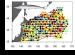 研究發現秋刀魚豐度逐年下降,分佈往東偏移