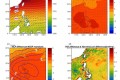 聖嬰現象發生時低層大氣的變異也能夠影響呂宋海峽黑潮入侵的變異