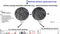 創新時間序列分析方法用以重建大型系統交互作用網絡
